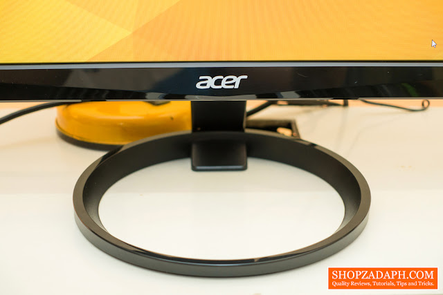 Acer R230HQ 23inch IPS Monitor - Stand