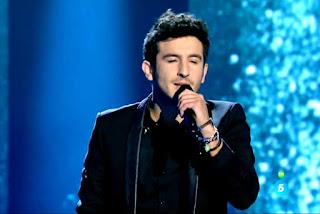 Carlos Torres canta No Me Compares de Alejandro Sanz. Semifinal La Voz 2016
