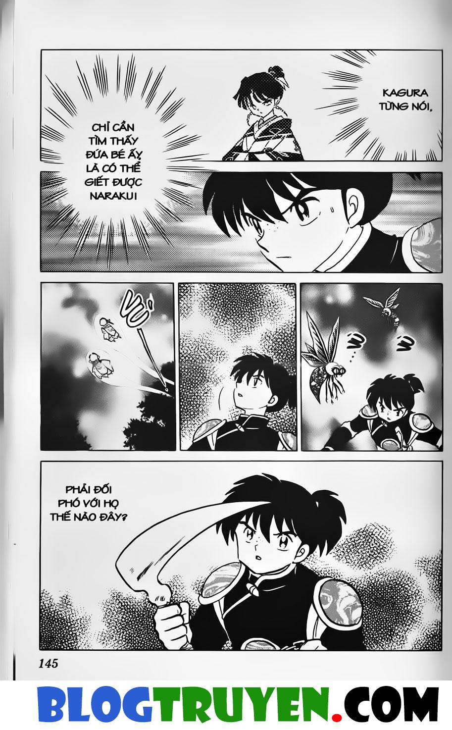 Inuyasha vol 34.8 trang 16