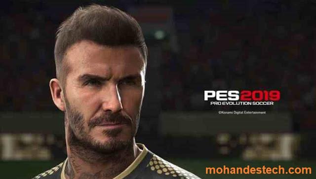 تحميل لعبة pes 2019 للاندرويد والايفون باخر تحديثات
