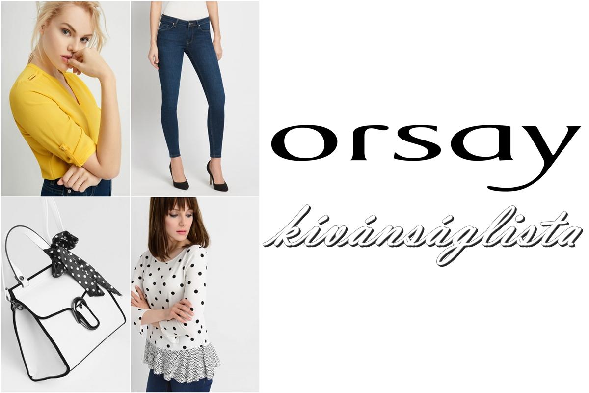 Orsay kívánságlista