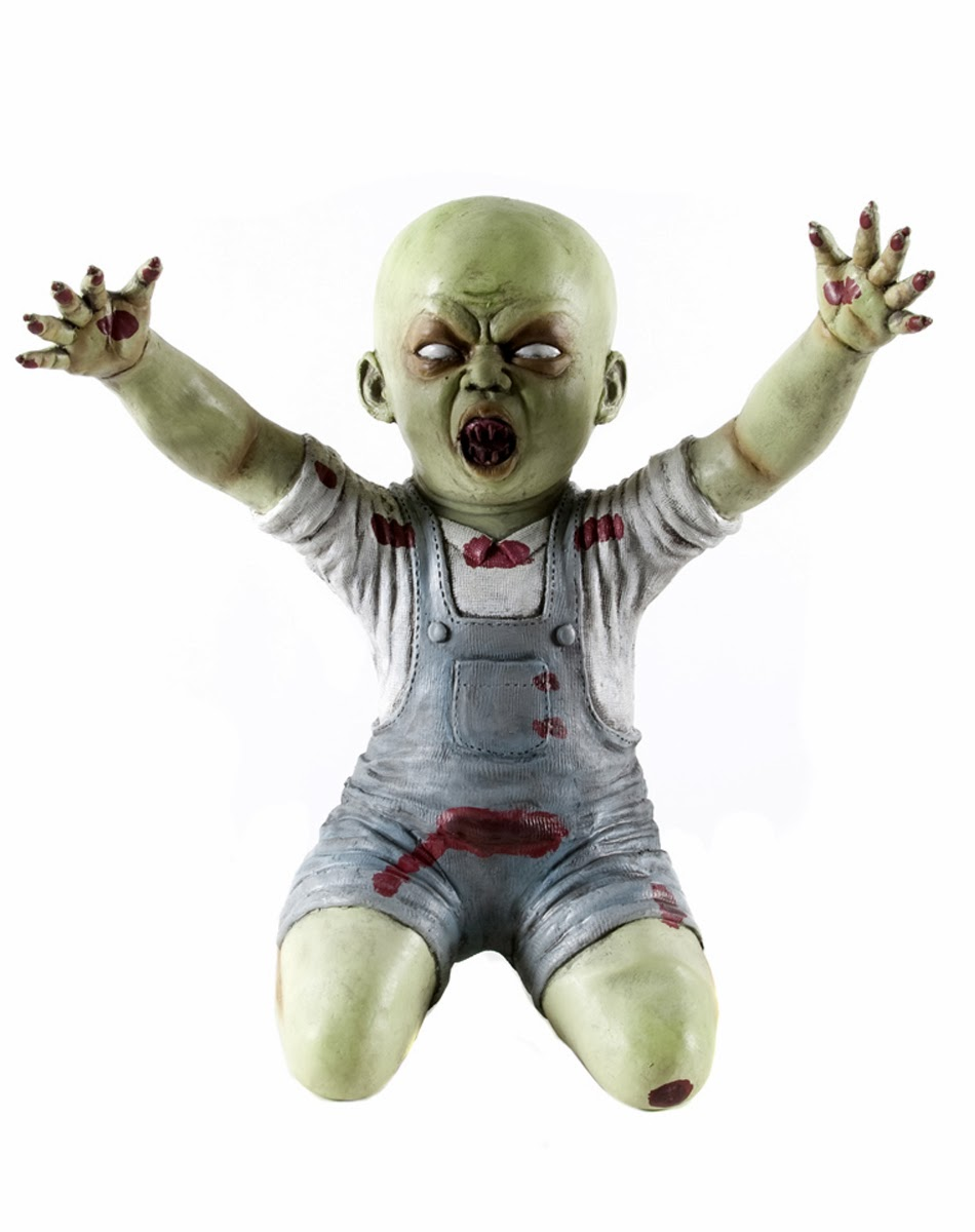 jugular jimmy zombie baby