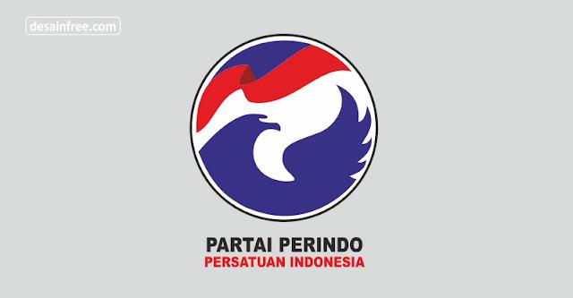 Logo Partai Perindo Format CDR