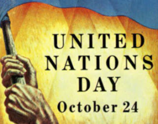 United Nations Day: 24 October