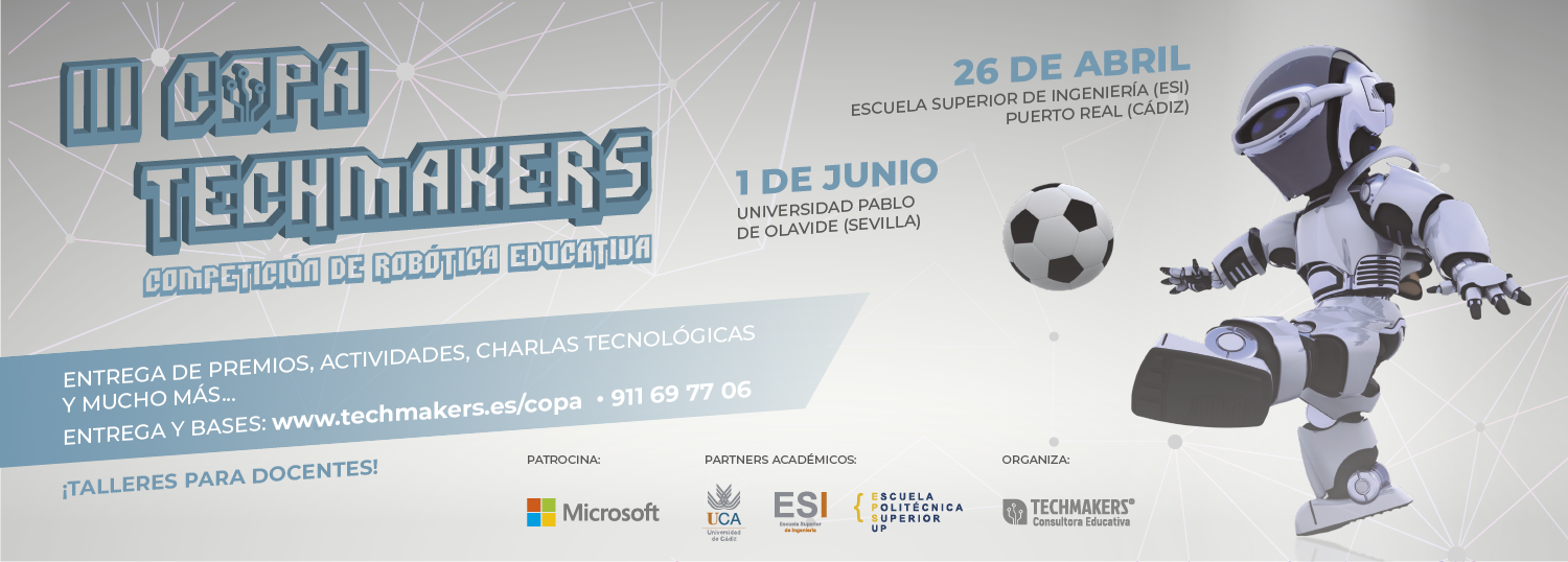 III COPA TECHMAKERS