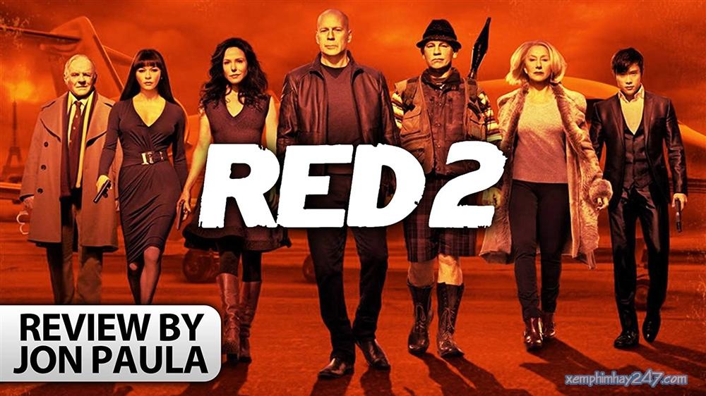 http://xemphimhay247.com - Xem phim hay 247 - Cia Tái Xuất 2 (2013) - Red 2 (2013)