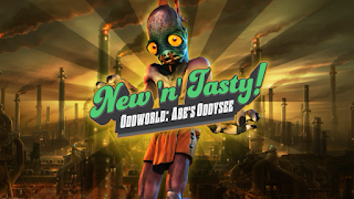 Oddworld: New 'n' Tasty APK Data Obb - Free Download Android Game