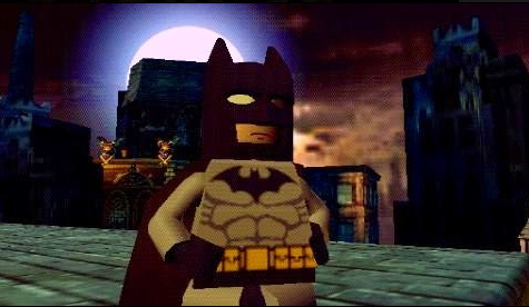 LEGO Batman The Video Game PPSSP