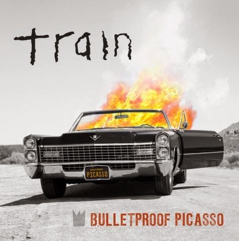 #BulletproofPicasso Won't Be Just a Memory to @Train Fans #sponsored #o2o