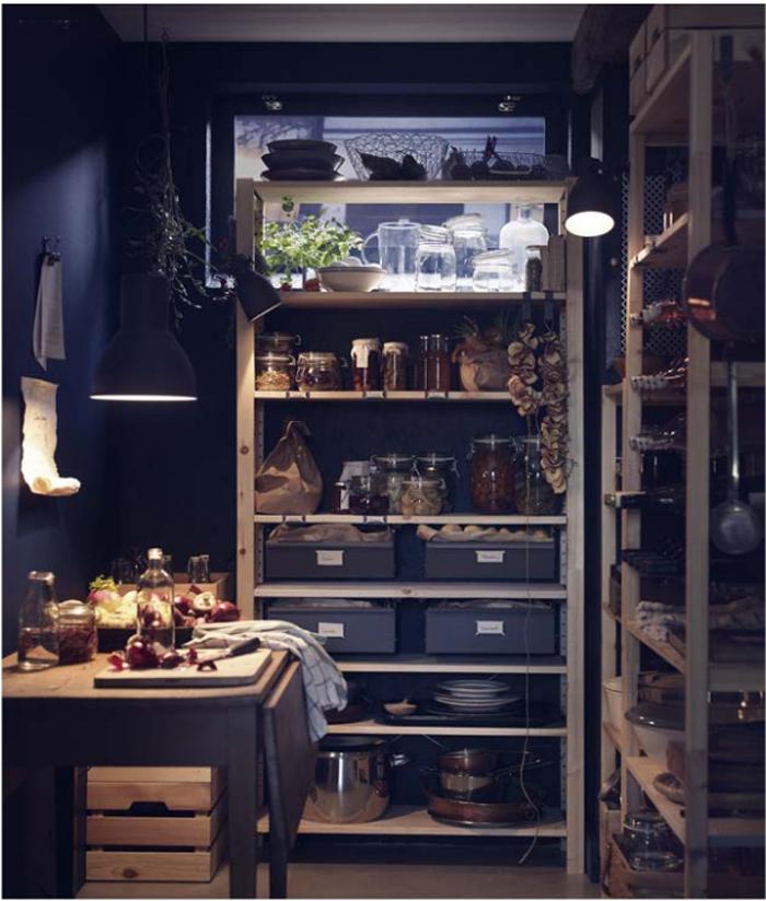 Sneak Peek Ikea S New Pantry System For Ivar Poppytalk