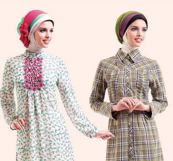model baju muslim modern 2016