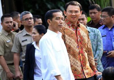 Jokowi Janji Berhentikan Ahok, Jika...