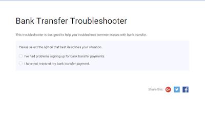 adsense payment problem