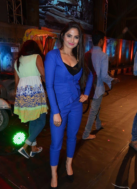 Naina Ganguly at RGV's Shiva to Vangaveeti Event