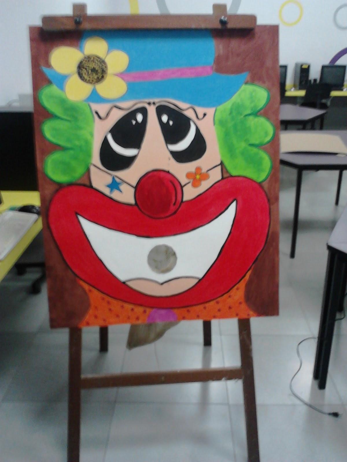 Boca Do Lobo S Inspirational World: Arte E Criatividade: Boca Do Palhaço
