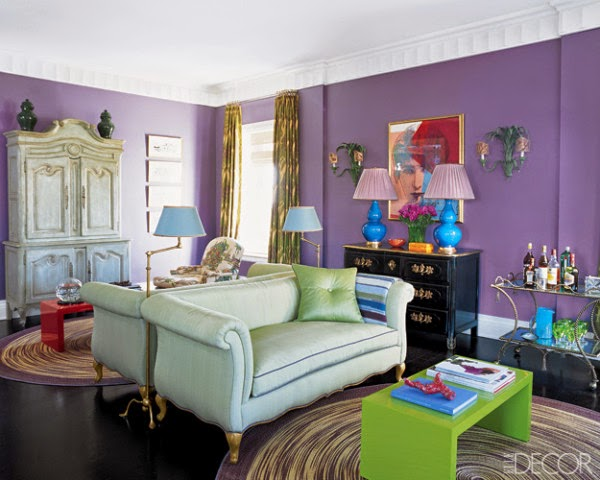 Eye For Design Decorating With Back To Back Sofas