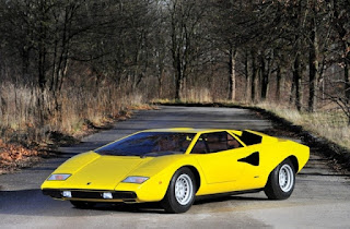 Lamborghini Countach LP400 Periscopio Front Left
