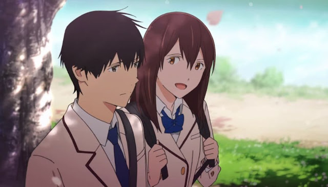 Película Kimi no Suizou wo Tabetai: Teaser con uno de sus temas musicales