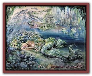 """HAED HAEJW9026 """"Dreams Of Atlantis"""""""