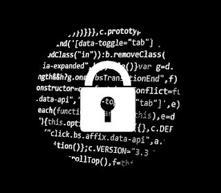 cyber lock screen