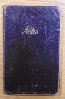 Notebook of Kenneth Clifford Howard (National Archives - KV 2/27)