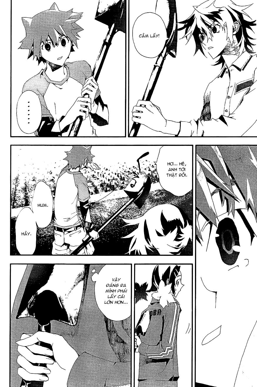 Shiki chapter 7 trang 23