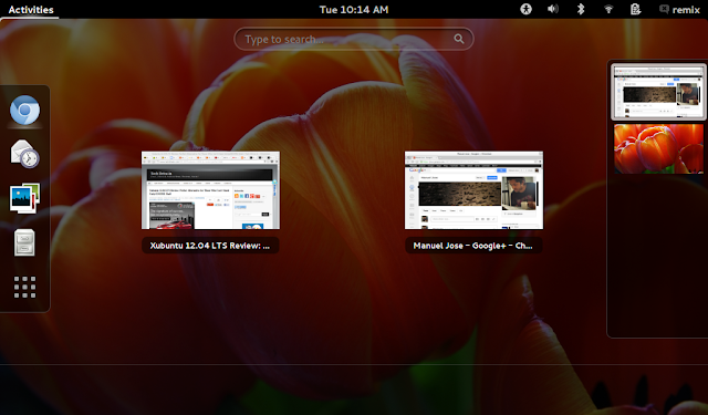 ubuntu gnome screenshots