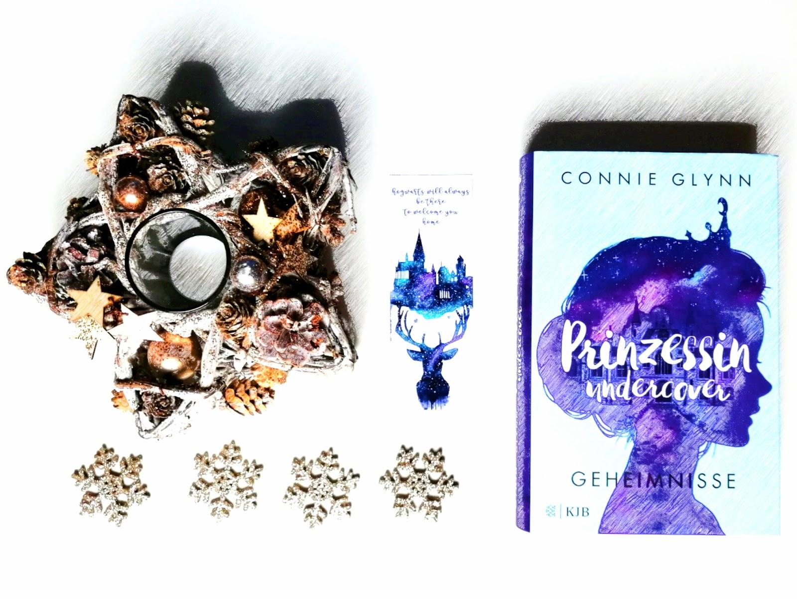 {Rezension} Prinzessin undercover - Geheimnisse | Connie Glynn