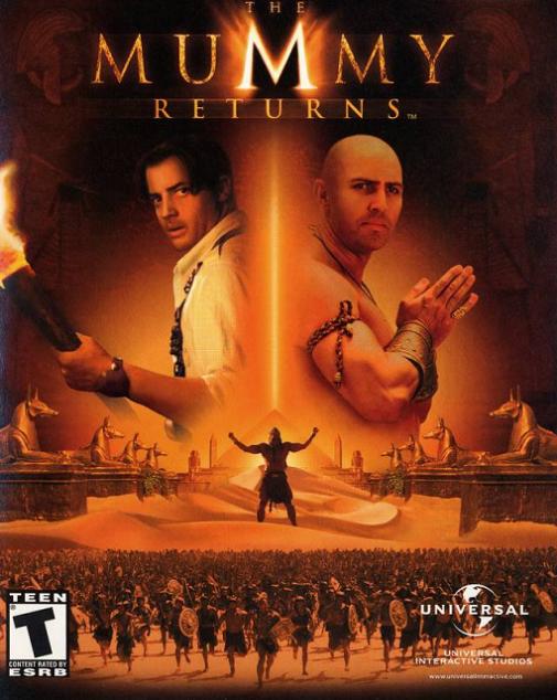 فیلم دوبله : بازگشت مومیایی  The Mummy Returns 2001