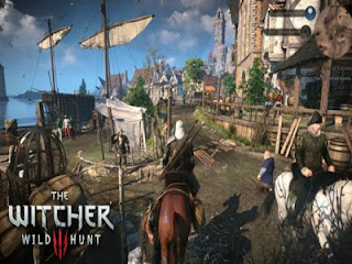 Download The Witcher 3: Wild Hunt Game For PC