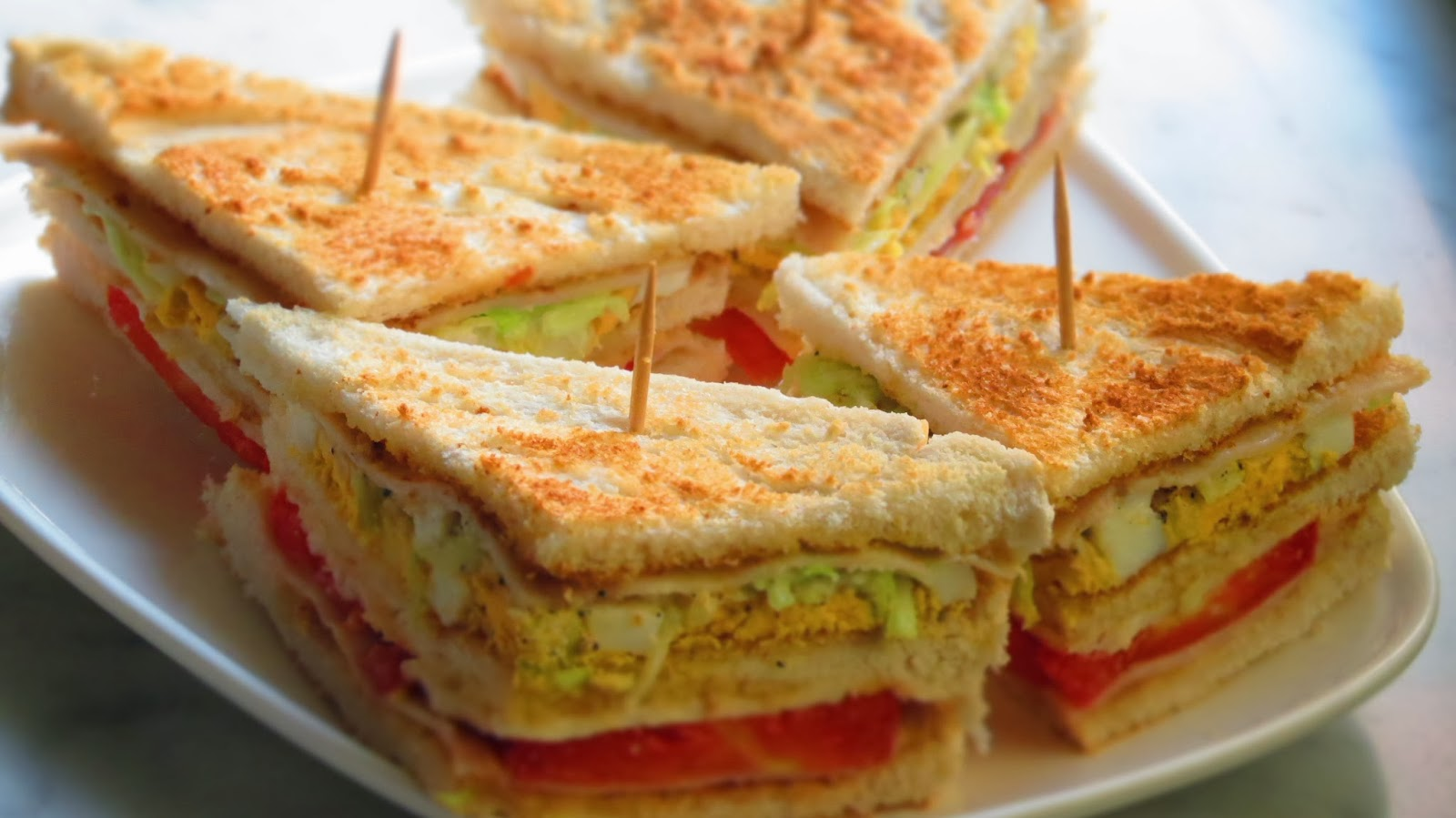 Easy chicken sandwich recipes indian