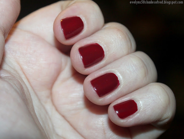 Avon Perfect RedsTrue Color and Nailwear Pro Cherry Jubilee