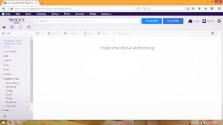 Cara Membuat Akun Email Yahoo Baru Lengkap | Daftar Email Yahoo