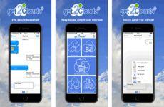 Get2Clouds: servicio en la nube que permite encriptar y transferir archivos y que además cuenta con chat privado