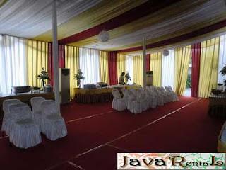 Sewa Tenda Dekorasi VIP - Rental Tenda Dekorasi VIP Event