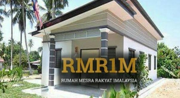 Cara Apply Rumah Mesra Rakyat 1Malaysia (RMR1M) Cantik & Simple! Sangat Murah, Hanya RM45,000