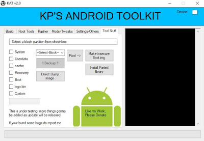 KAT v2.0 Android ToolKit 2019 Free Download