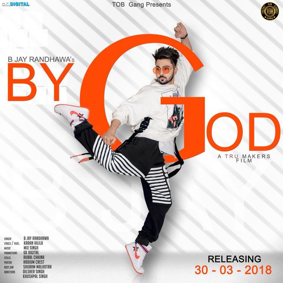 By God    B Jay Randhawa  new song