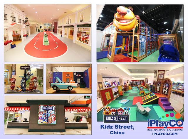 Playground Equipment, Kidz Street, Iplayco, My Town, Toddler, Soft Play