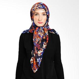 Jilbab Elzatta Terbaru Kombinasi Warna