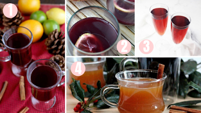 40+ Holiday Drink Ideas For Your Next Party | Easy Holiday Drink & Cocktail Ideas