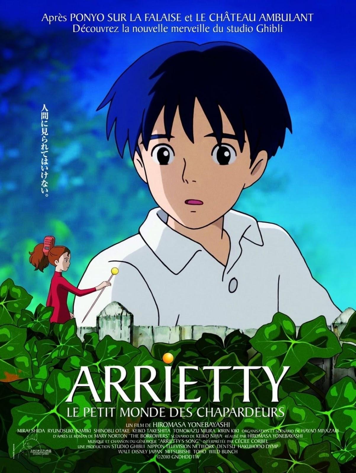 Xem Phim Thế Giới Bí Mật Của Arrietty