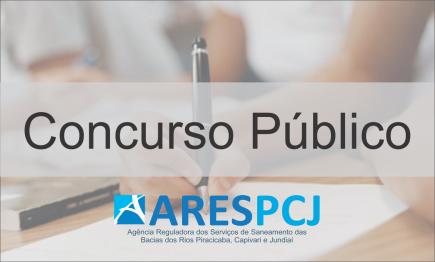 ARES-PCJ divulga edital do Concurso Público com seis vagas