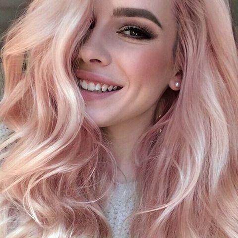 Blorange hair, cabelo laranja