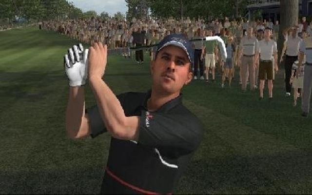 Tiger Woods PGA Tour 07 PC Games Gameplay