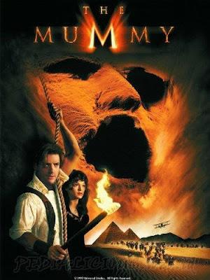 Sinopsis film The Mummy (1999)