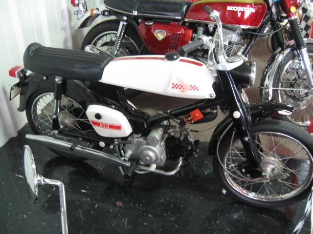 1967 Honda Super Cub 50 For With
