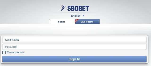 The Best Sbobet Site with Login Link