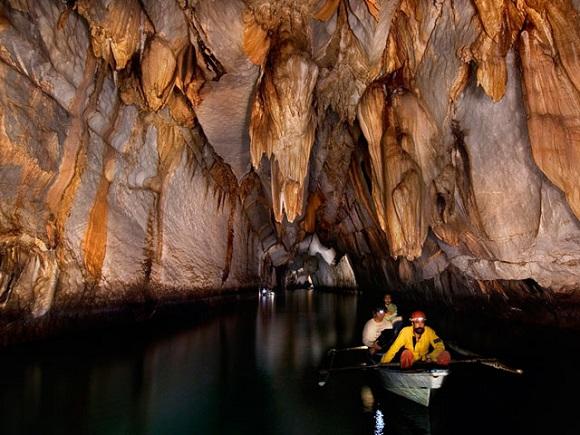Puerto Princesa Subterranean River - Filipina