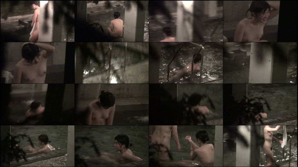 Aqua な露天風呂 Vol.343